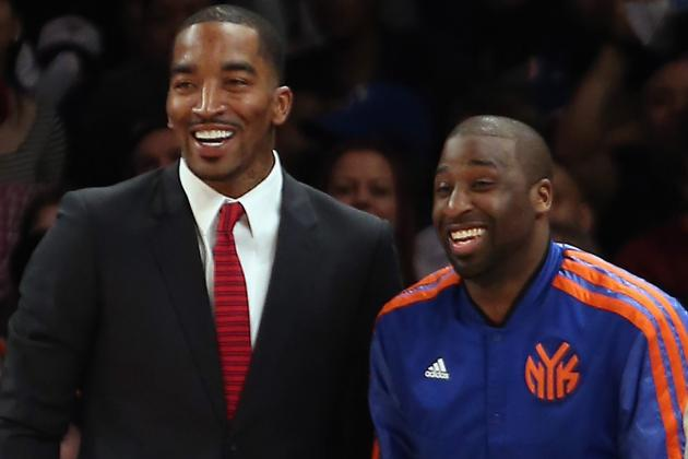 Final Regular Season Grades for Each New York Knicks Player in 2013