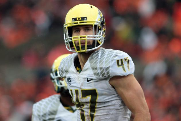 NFL Draft 2013: Tracking the Best Available ILBs