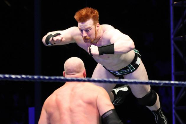 7 Gimmick Matches Sheamus Would Thrive in