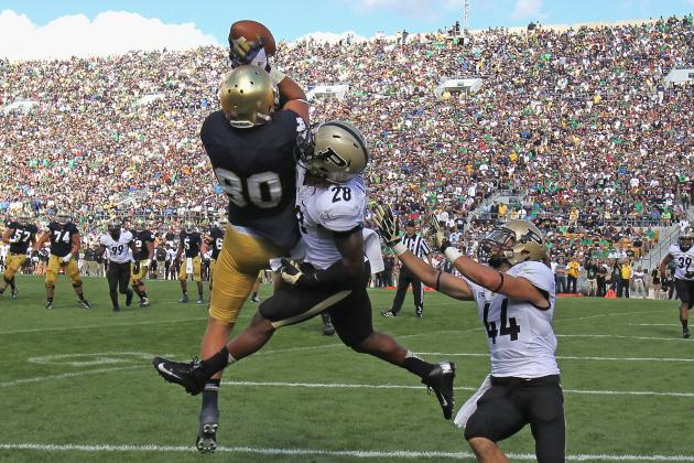 Josh Johnson: 5 Things You Need to Know About the Purdue Cornerback