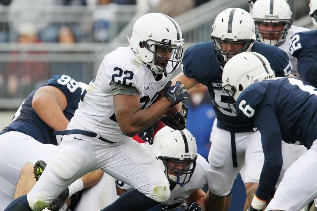 Penn State Football: Post Spring-Game Two-Deep Depth Chart