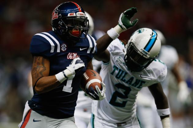 Ole Miss Football: 5 Rebels to Watch for Between NFL Draft, Free Agency