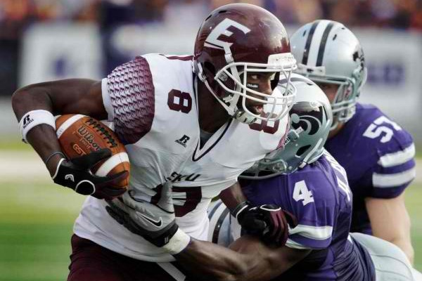 Tyrone Goard: 5 Things You Need to Know About the Former Eastern Kentucky WR