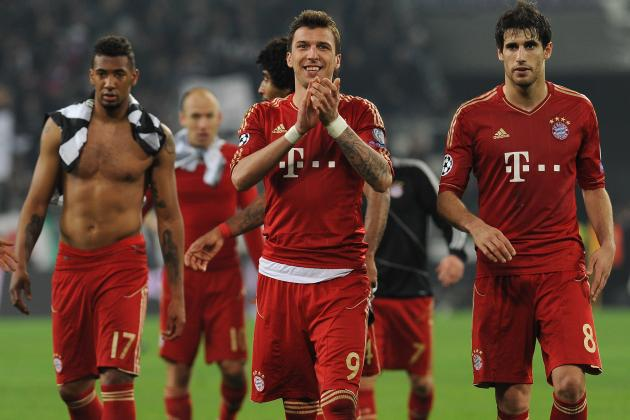Rating the Bayern Munich Players in Barcelona Blitz