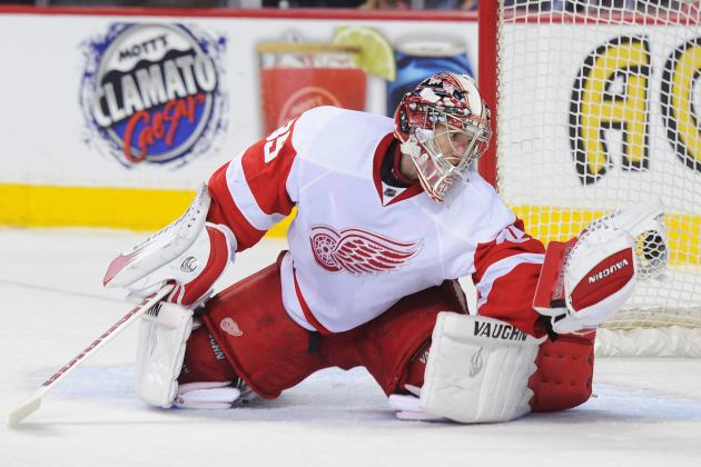 Detroit Red Wings: 5 Things 'Wings Must Do to Reach the Playoffs