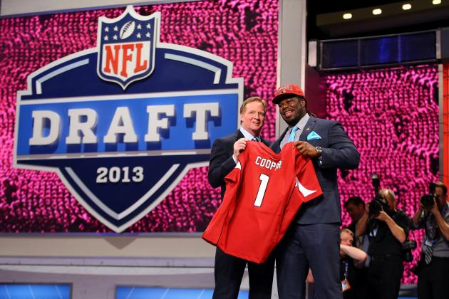 Arizona Cardinals 2013 Draft Picks: Results, Analysis and Grades