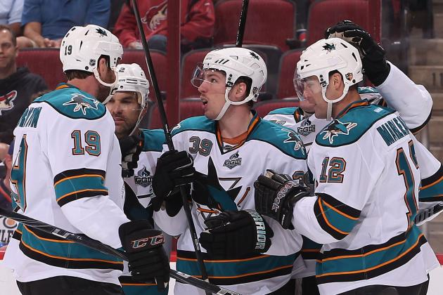 Breaking Down the Race for the Final NHL Playoff Spots in Western Conference