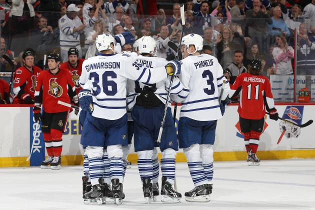 NHL Playoffs 2013: How High Should Leafs Expectations Be This Postseason?