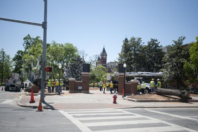Auburn Football: Remembering Toomer's Oaks Legacy on the Plains