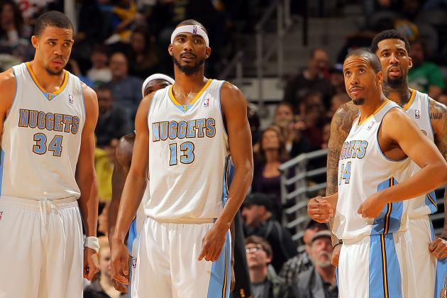 Final Regular Season Grades for Each Denver Nuggets Player in 2013