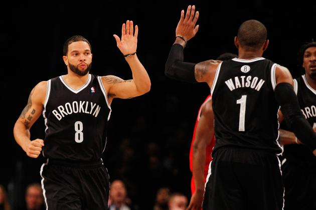Final Regular Season Grades for Each Brooklyn Nets Player