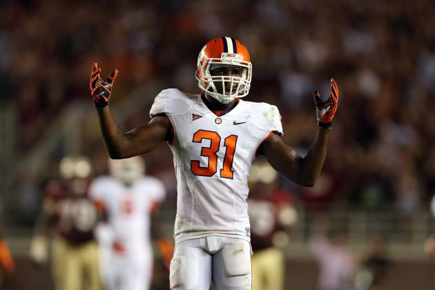 Rashard Hall: Video Highlights for the Former Clemson FS