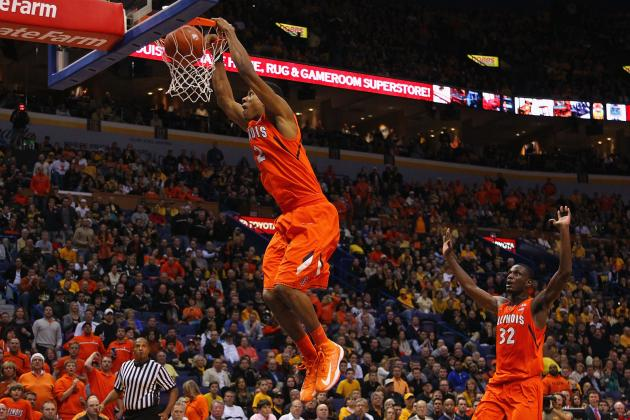 Illinois Basketball: Assigning Roles to Each Player on the 2014 Roster