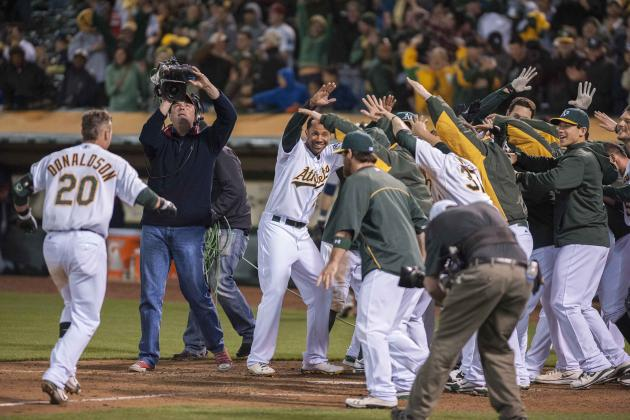 4 Reasons the Oakland Athletics Are Headed for Best Season in Billy Beane Era
