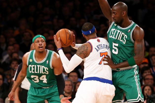 Emerging Storylines to Watch in Boston Celtics-New York Knicks Playoff Series