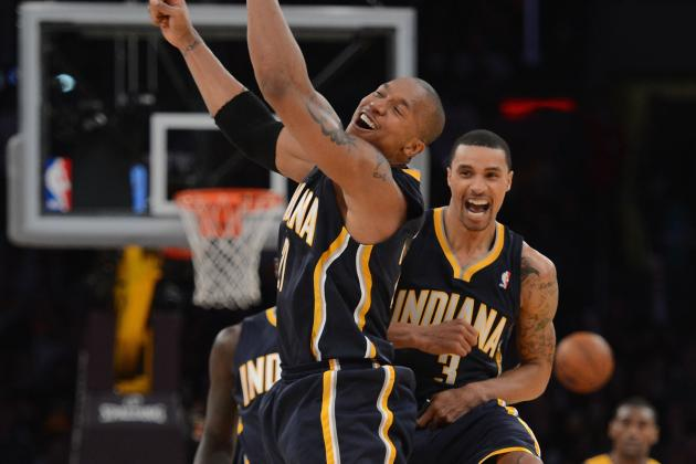 Most Memorable Games from the Indiana Pacers' 2012-13 Season