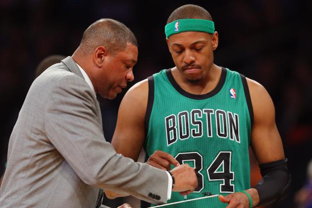 Final Regular Season Grades for Each Boston Celtics Player in 2013