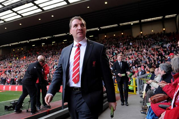 Brendan Rodgers' 5 Best Decisions for Liverpool This Season