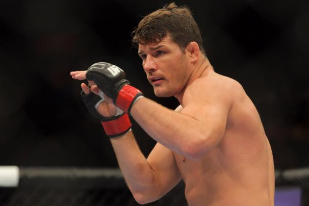 UFC 159 Results: Top 10 Middleweights in the UFC