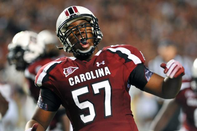 Aldrick Fordham: 5 Things to Know About the South Carolina DE
