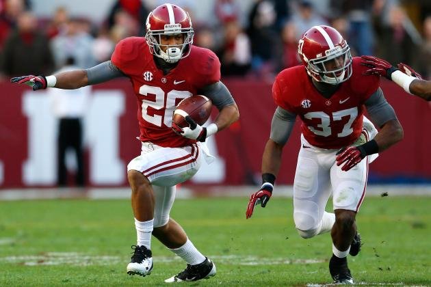 NFL Draft 2013: Tracking the Best Available CBs