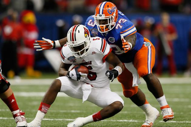 NFL Draft 2013: Tracking the Best Available DTs