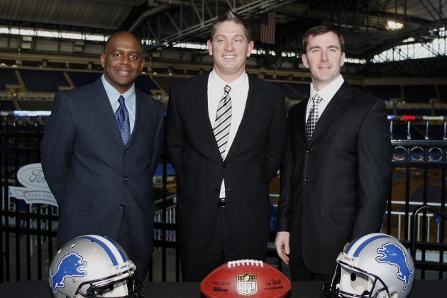 Detroit Lions 2013 Mock Draft: Final 7-Round Predictions for Detroit