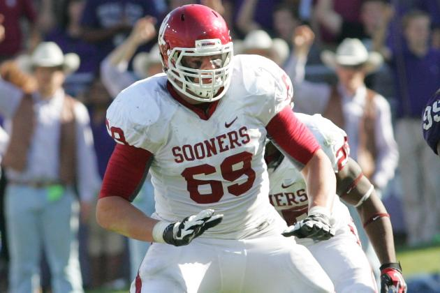 NFL Draft 2013: Tracking the Best Available OTs