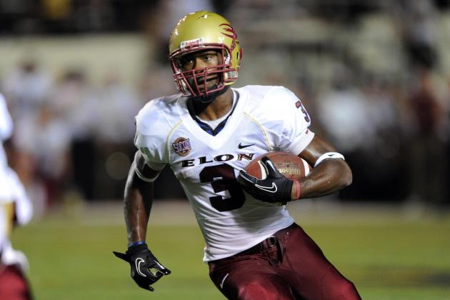 Aaron Mellette: Video Highlights for Former Elon WR