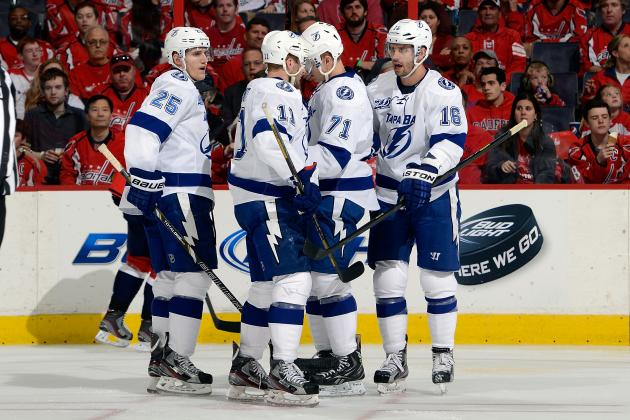Ranking Tampa Bay Lightning's Top Offseason Priorities