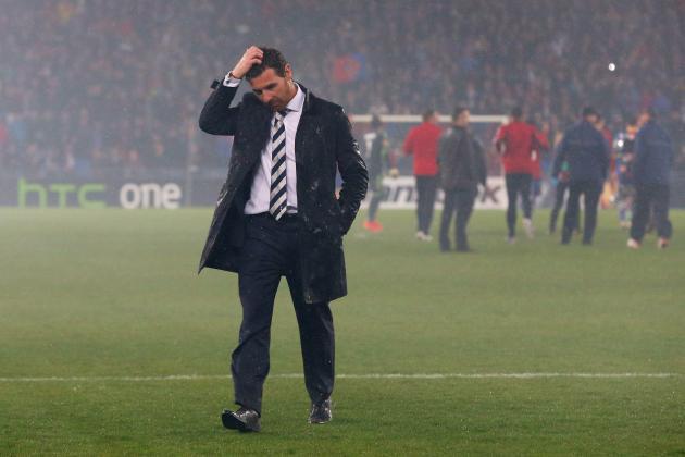Tottenham Hotspur Transfers: Bold Targets for Andre Villas-Boas This Summer