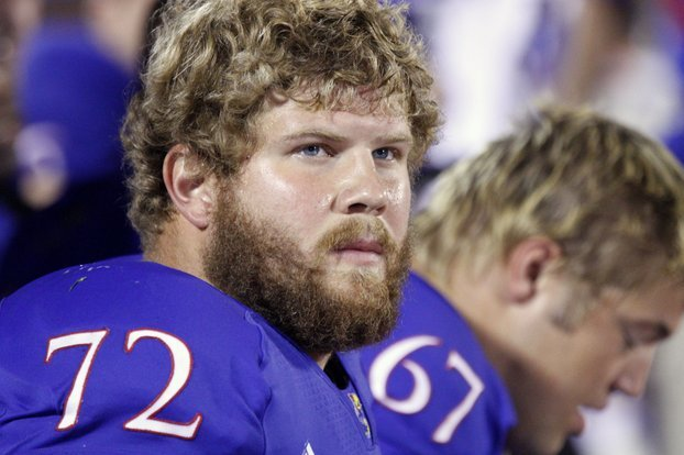 Tanner Hawkinson: 5 Things You Need to Know About Kansas OT