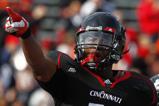 Walter Stewart: Video Highlights for Former Cincinnati DE