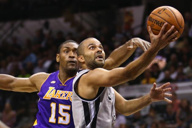 L.A. Lakers vs. San Antonio Spurs: Postgame Grades and Analysis