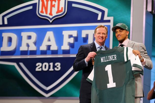 New York Jets 2013 Draft Picks: Results, Analysis and Grades
