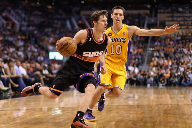 Most Memorable Games from the Phoenix Suns' 2012-13 Season