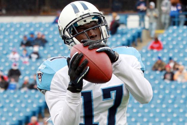 Tennessee Titans: Re-Grading the 2010 NFL Draft Class