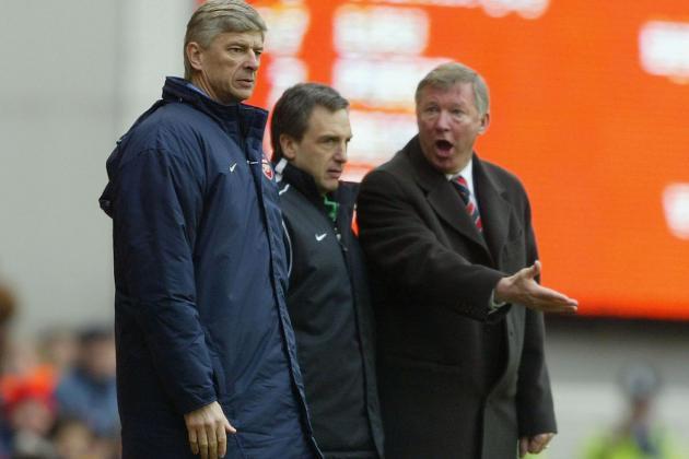 Arsene Wenger vs. Sir Alex Ferguson: Their Rivalry in Quotes