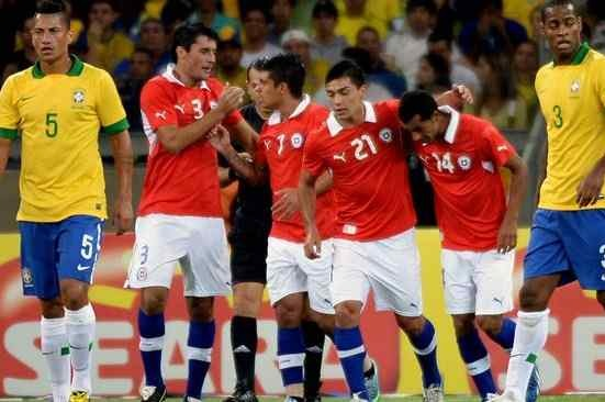 Brazil vs. Chile: 6 Things We Learned