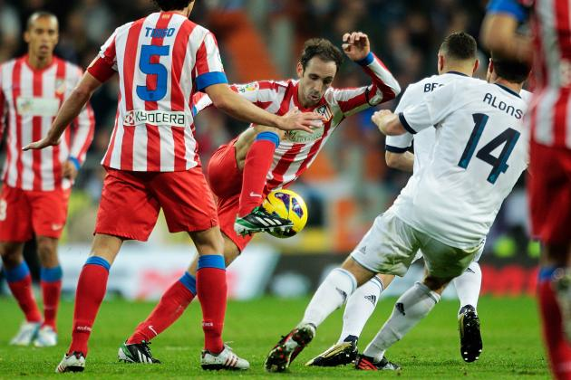Atletico Madrid vs. Real Madrid: Key Battles to Watch