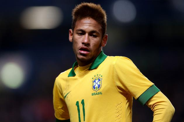 World Football Gossip Roundup: Robert Lewandowski, Luis Suarez, Neymar