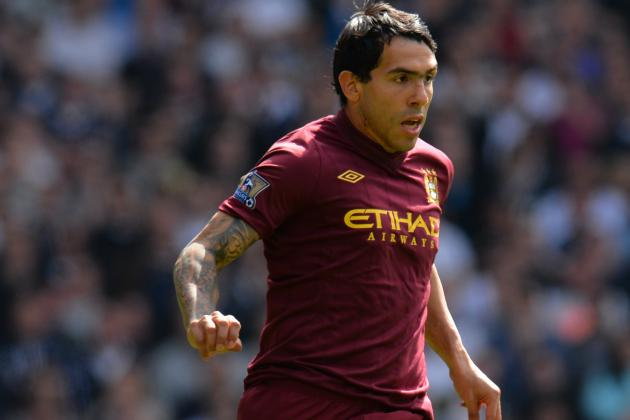 Manchester City Transfers: 4 Strikers Who Could Replace Carlos Tevez