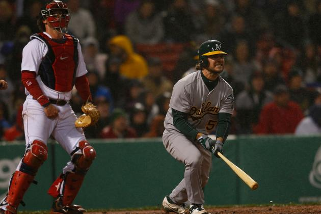 Oakland A's: 5 Things Learned from Series Versus Boston Red Sox