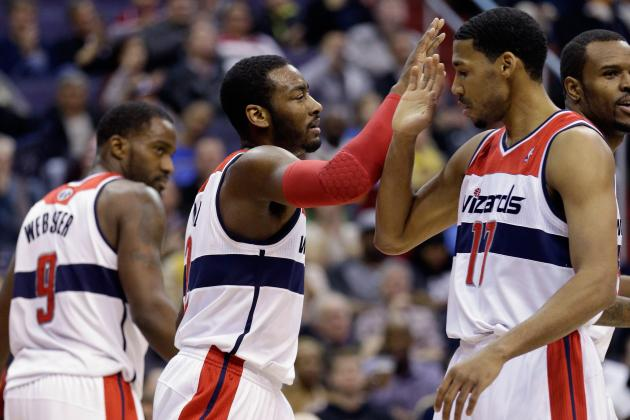Most Memorable Games from the Washington Wizards' 2012-13 Season