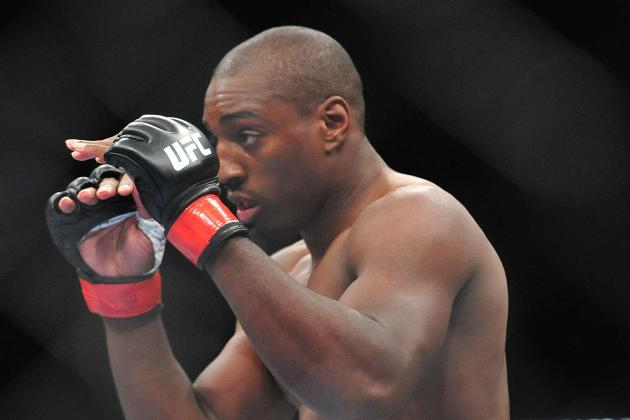 UFC 159 Preview: Phil Davis vs. Vinny Magalhaes Head-to-Toe Breakdown