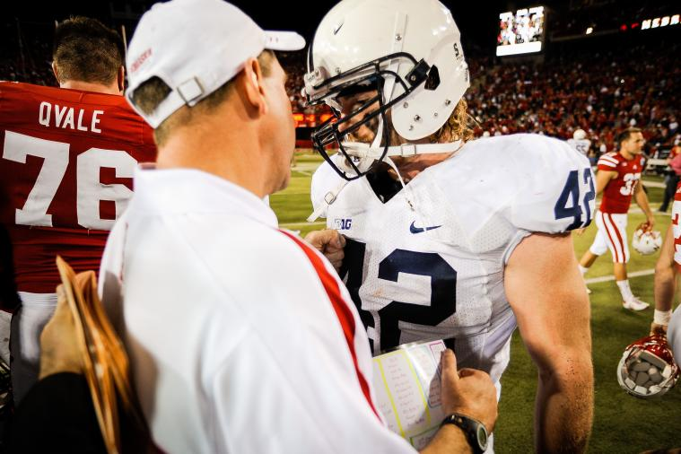 Michael Mauti: 5 Things You Need to Know About Penn State OLB