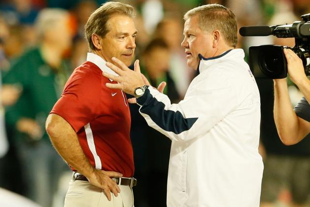 15 College Football Coaches Who Are the Best Recruiters