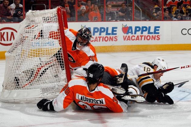 4 Biggest Things That Went Wrong for Philadelphia Flyers in 2013