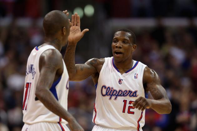 Final Regular-Season Grades for Each LA Clippers Player in 2013