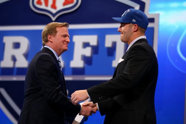 5 Players Indianapolis Colts Should Target on Day 2